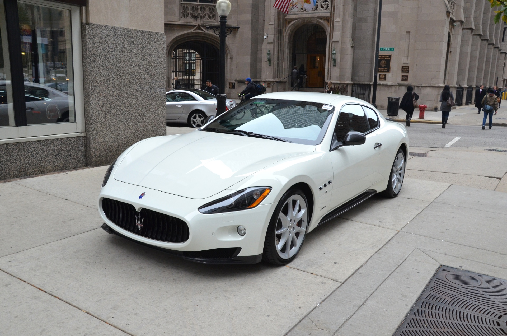 2012 maserati granturismo s mc sportline stock m009 for sale near chicago il il maserati dealer. Black Bedroom Furniture Sets. Home Design Ideas