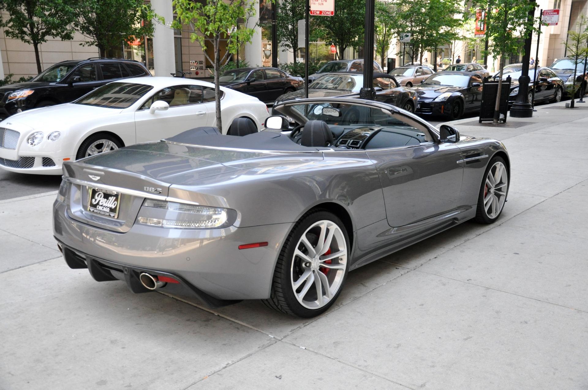 Aston Martin DBS Convertible Volante Stock GC For Sale - Aston martin convertible for sale