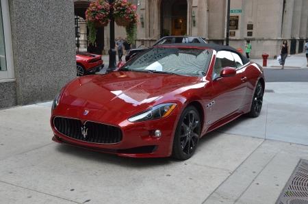 Used 2012 Maserati GranTurismo Convertible Sport Sport   Chicago, IL