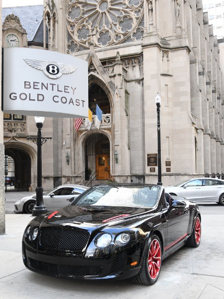 2013 Bentley Supersports Convertible ISR ISR