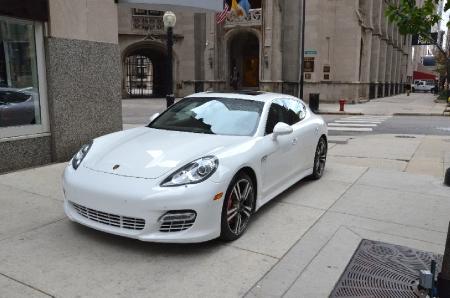 Used 2011 Porsche Panamera Turbo | Chicago, IL