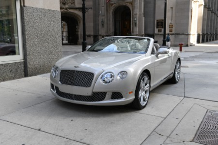 Used 2013 Bentley Continental GTC GTC | Chicago, IL