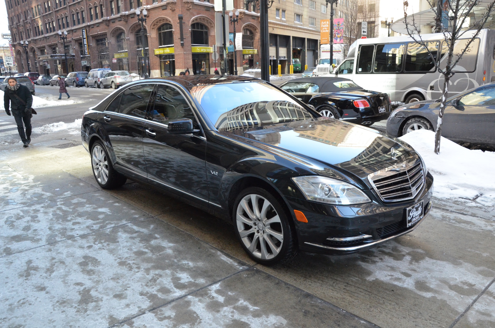 2012 Mercedes-Benz S-Class S600 Stock # B512A for sale ... Мерседес S600 2012