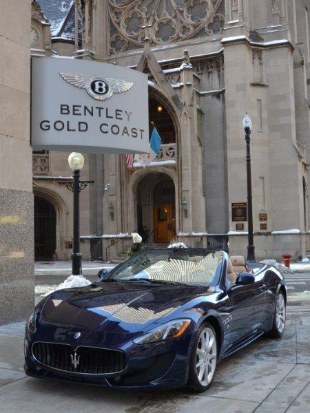 2013 Maserati GRANTURISMO CONVERTIBLE SPORT Sport