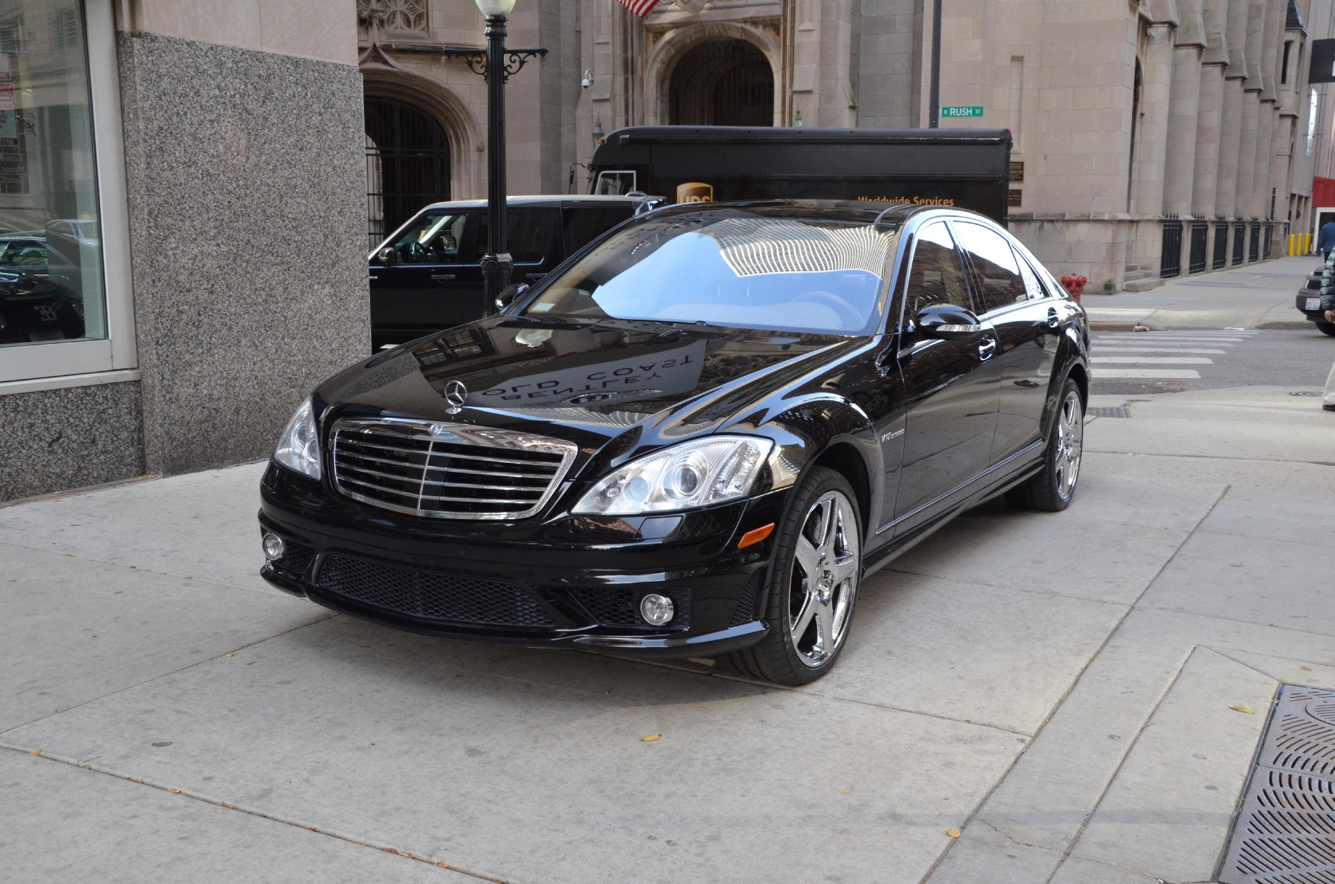 2008 mercedes benz s class s65 amg stock b555aa for sale near chicago il il mercedes benz. Black Bedroom Furniture Sets. Home Design Ideas