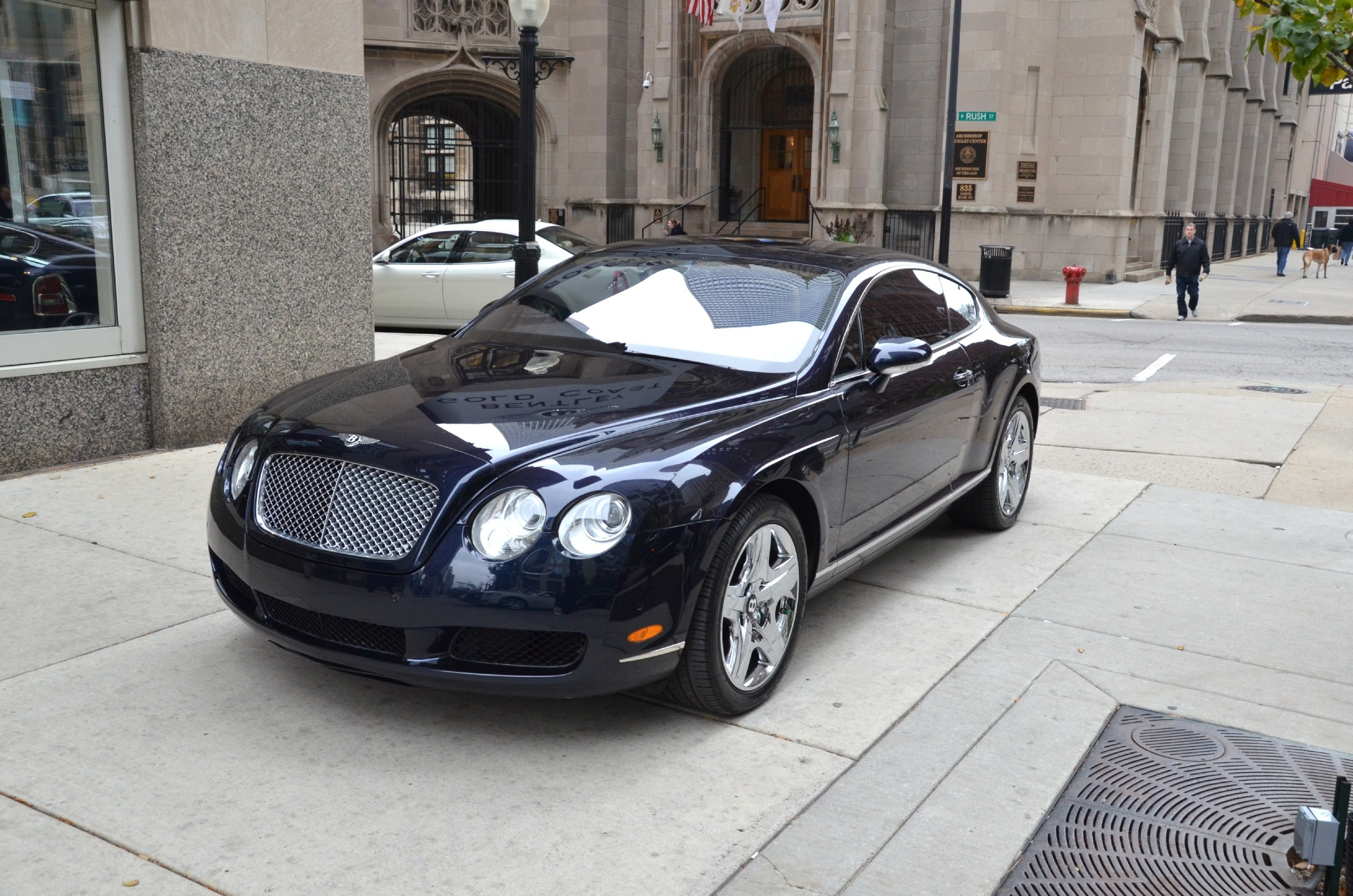 2005 bentley continental gt stock b341a for sale near chicago il il bentley dealer. Black Bedroom Furniture Sets. Home Design Ideas