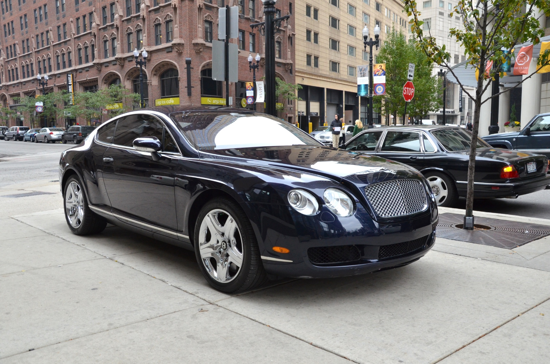 2005 bentley continental gt stock b341a for sale near. Black Bedroom Furniture Sets. Home Design Ideas