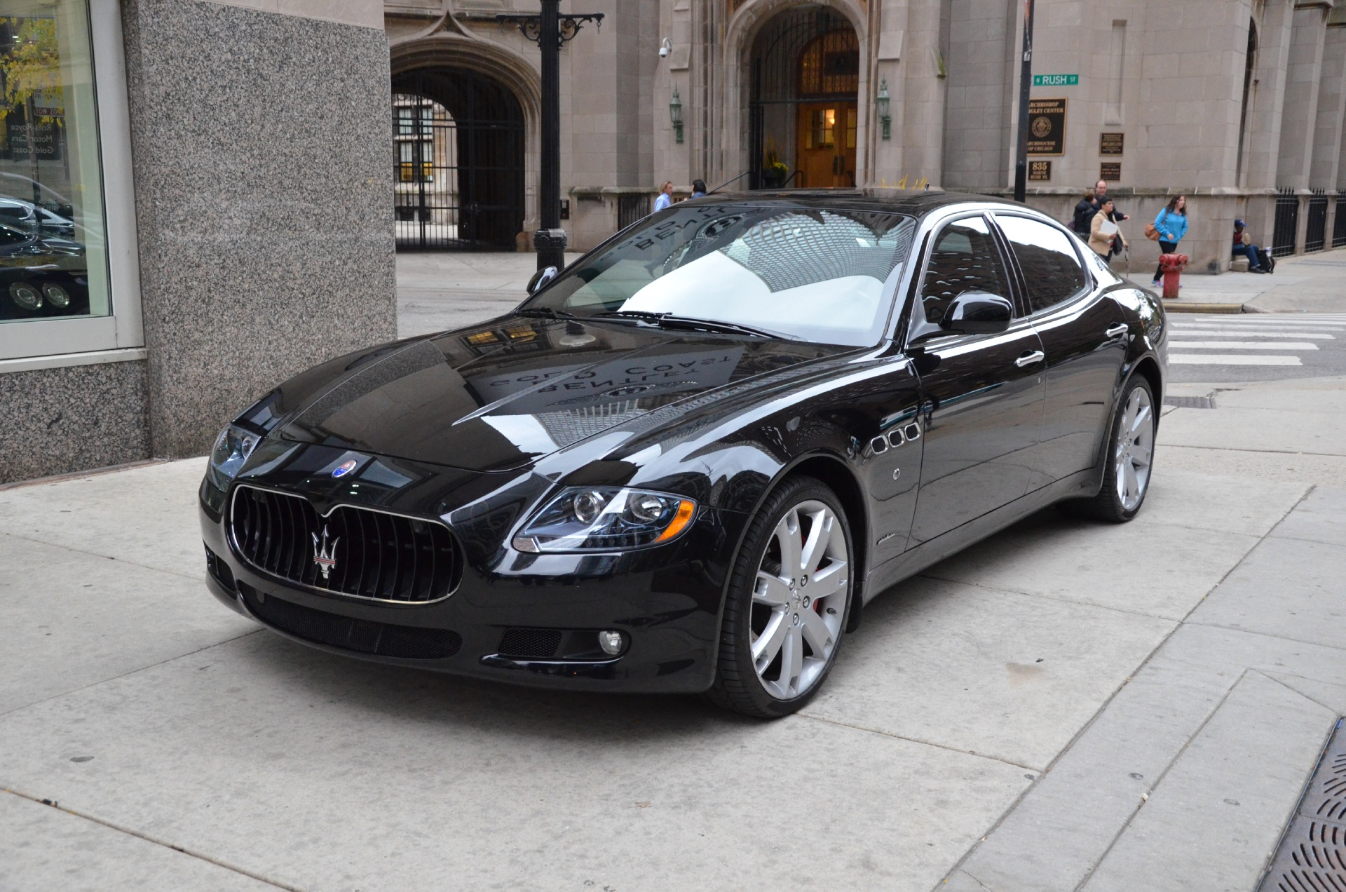 2013 maserati quattroporte s stock gc1576 for sale near. Black Bedroom Furniture Sets. Home Design Ideas
