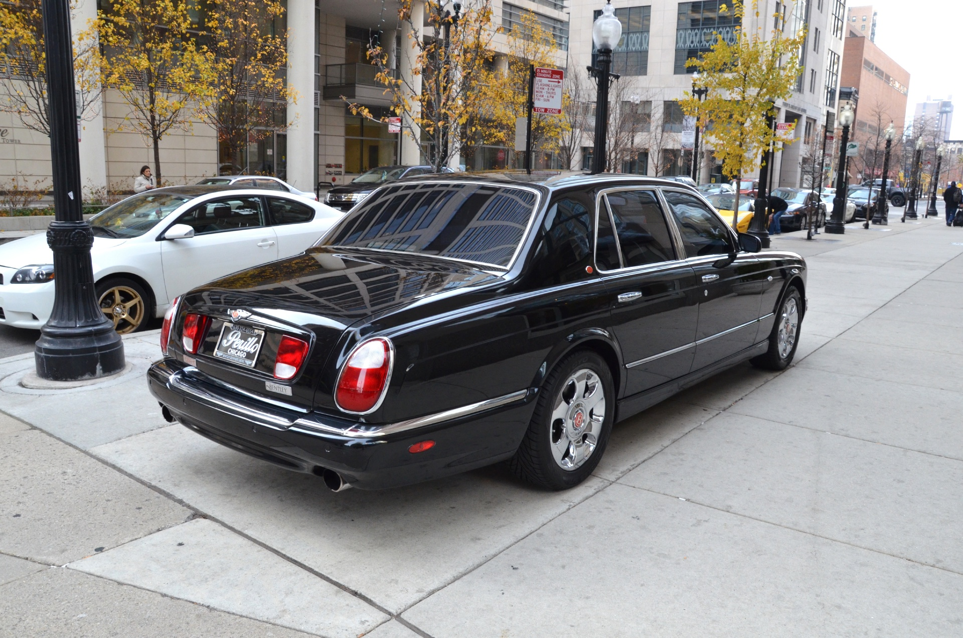 2001 bentley arnage red label stock gc764ab for sale near used 2001 bentley arnage red label chicago il vanachro Choice Image