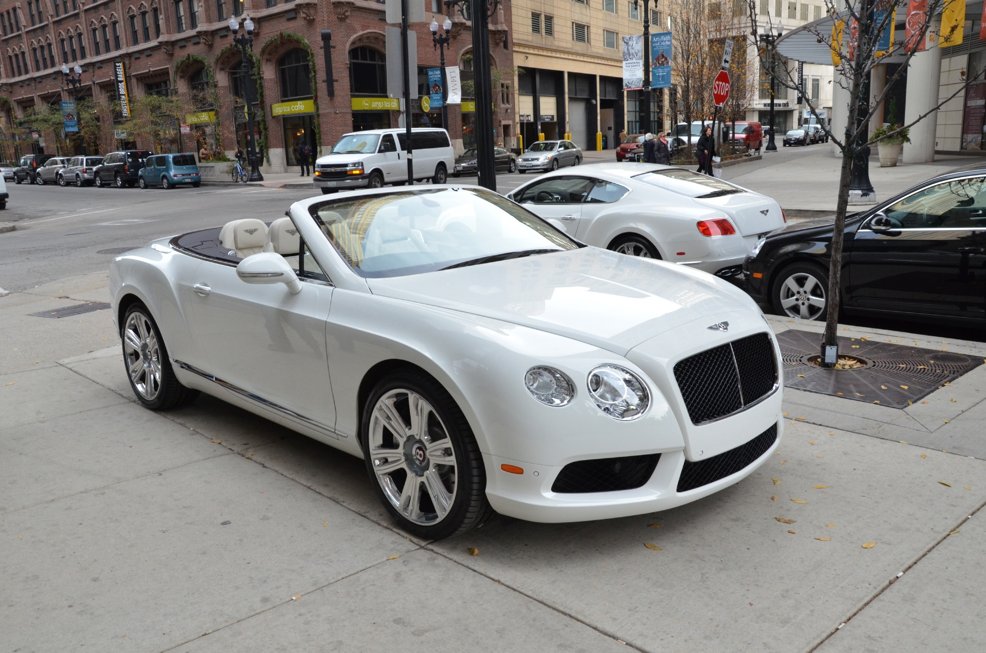 2013 Bentley Continental GTC V8 Stock # GC-ROLAND144 For