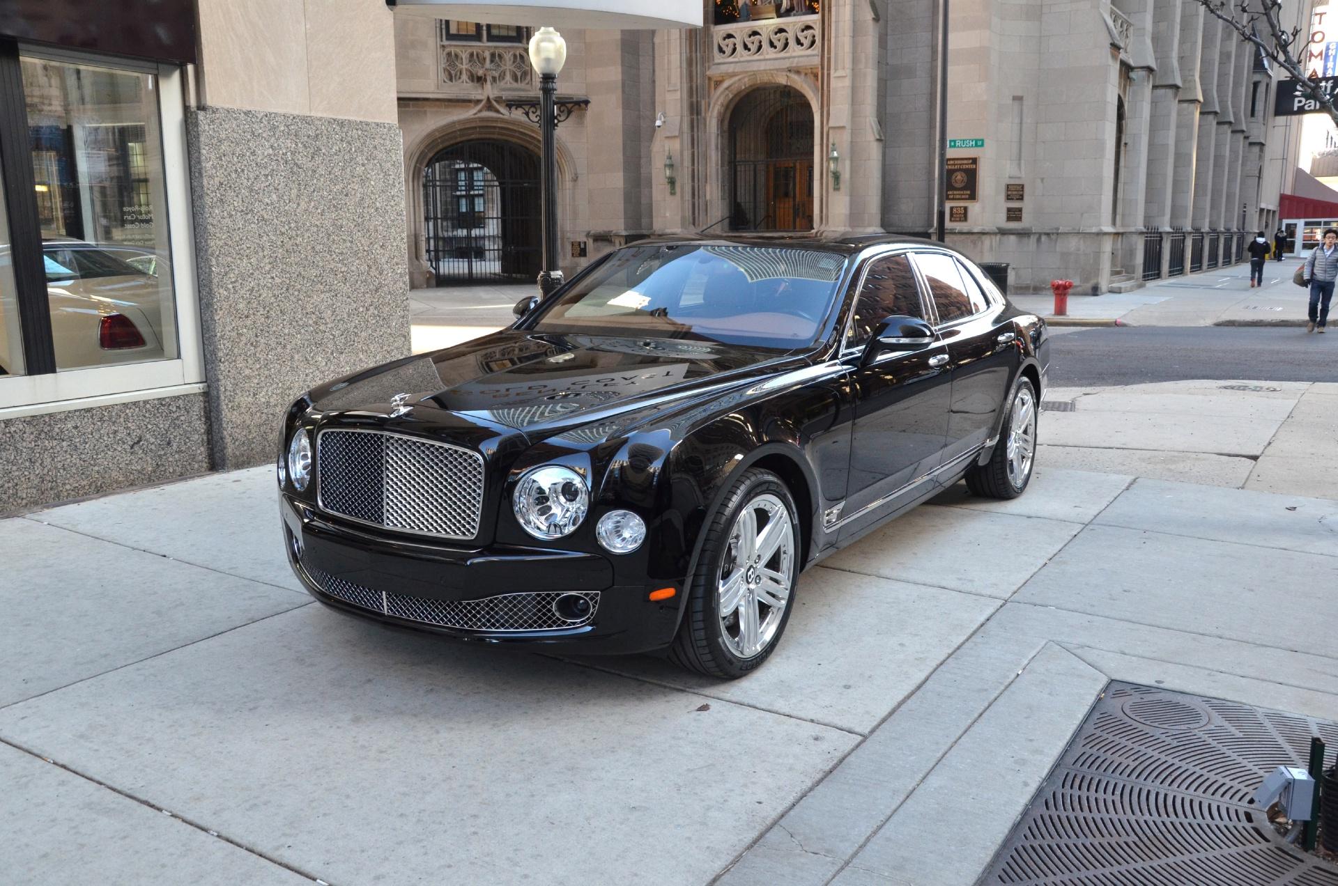 2013 Bentley Mulsanne Stock # B359 for sale near Chicago, IL   IL ...