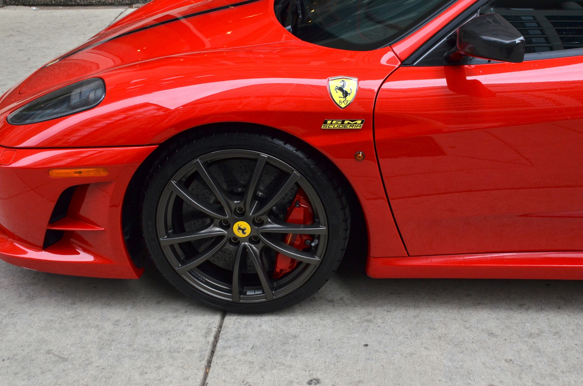 Used 2009 Ferrari F430 Scuderia Spider 16M | Chicago, IL
