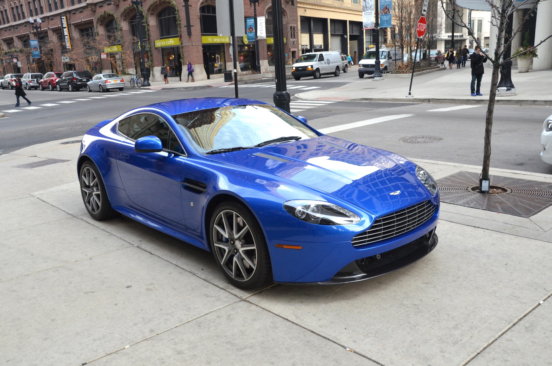 2011 aston martin v8 vantage s stock gc984a for sale near chicago il il aston martin dealer. Black Bedroom Furniture Sets. Home Design Ideas