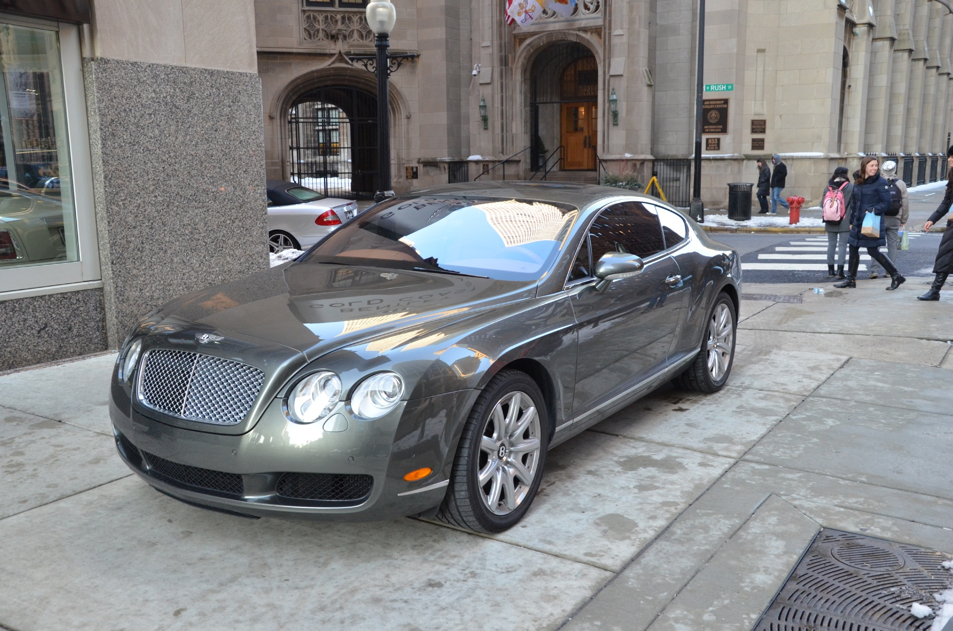 2005 bentley continental gt stock b194aa for sale near chicago il. Cars Review. Best American Auto & Cars Review