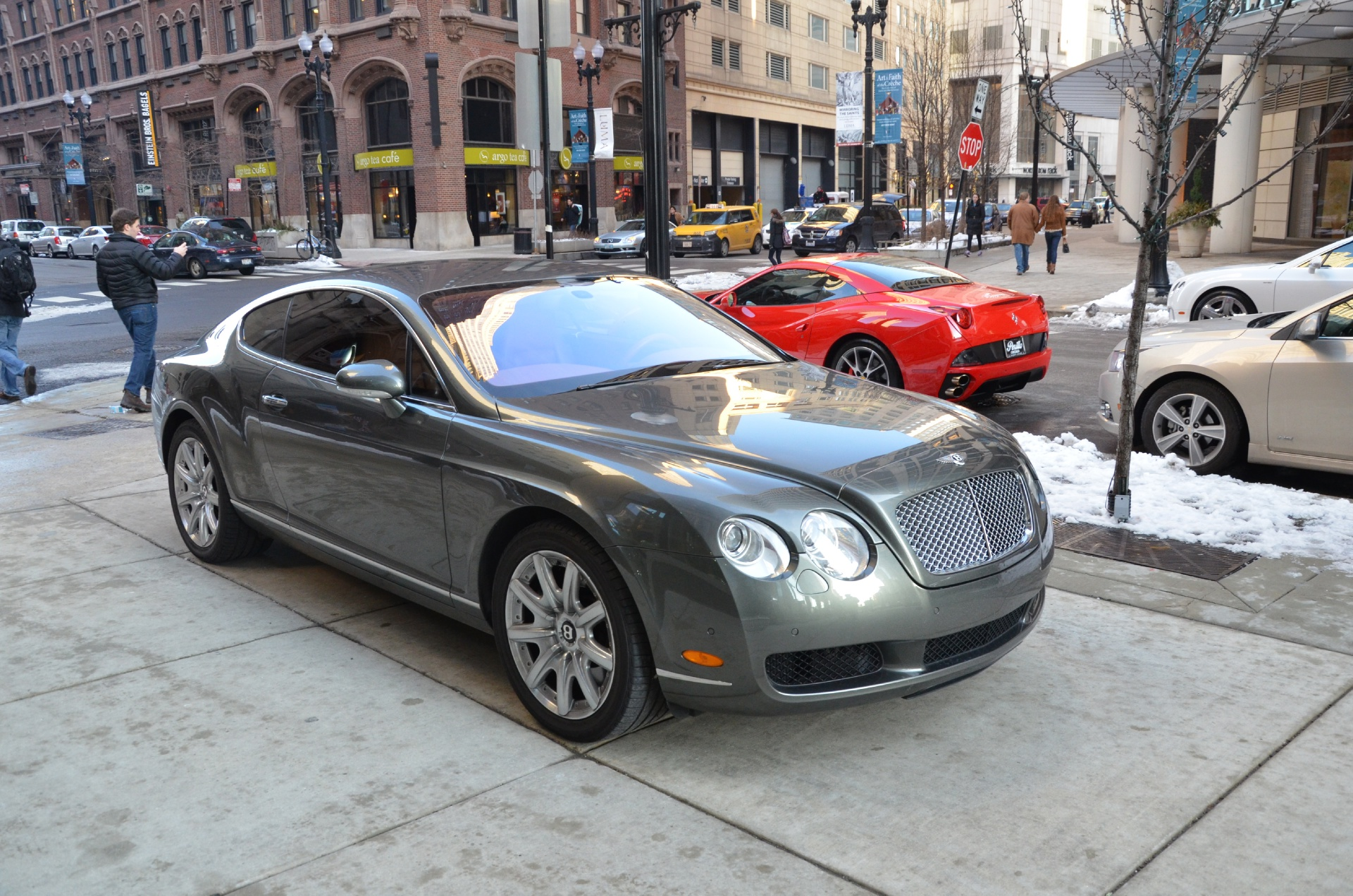 2005 bentley continental gt stock b194aa for sale near. Black Bedroom Furniture Sets. Home Design Ideas
