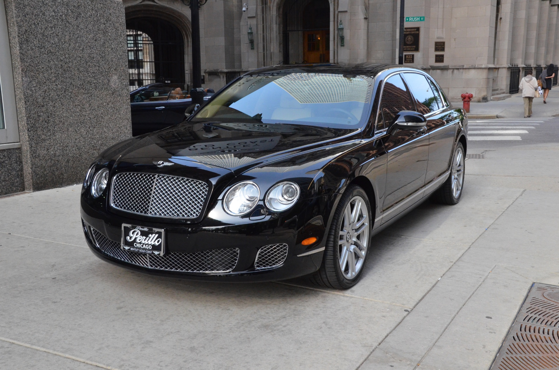 2012 bentley continental flying spur stock b539a for sale near chicago il il bentley dealer. Black Bedroom Furniture Sets. Home Design Ideas