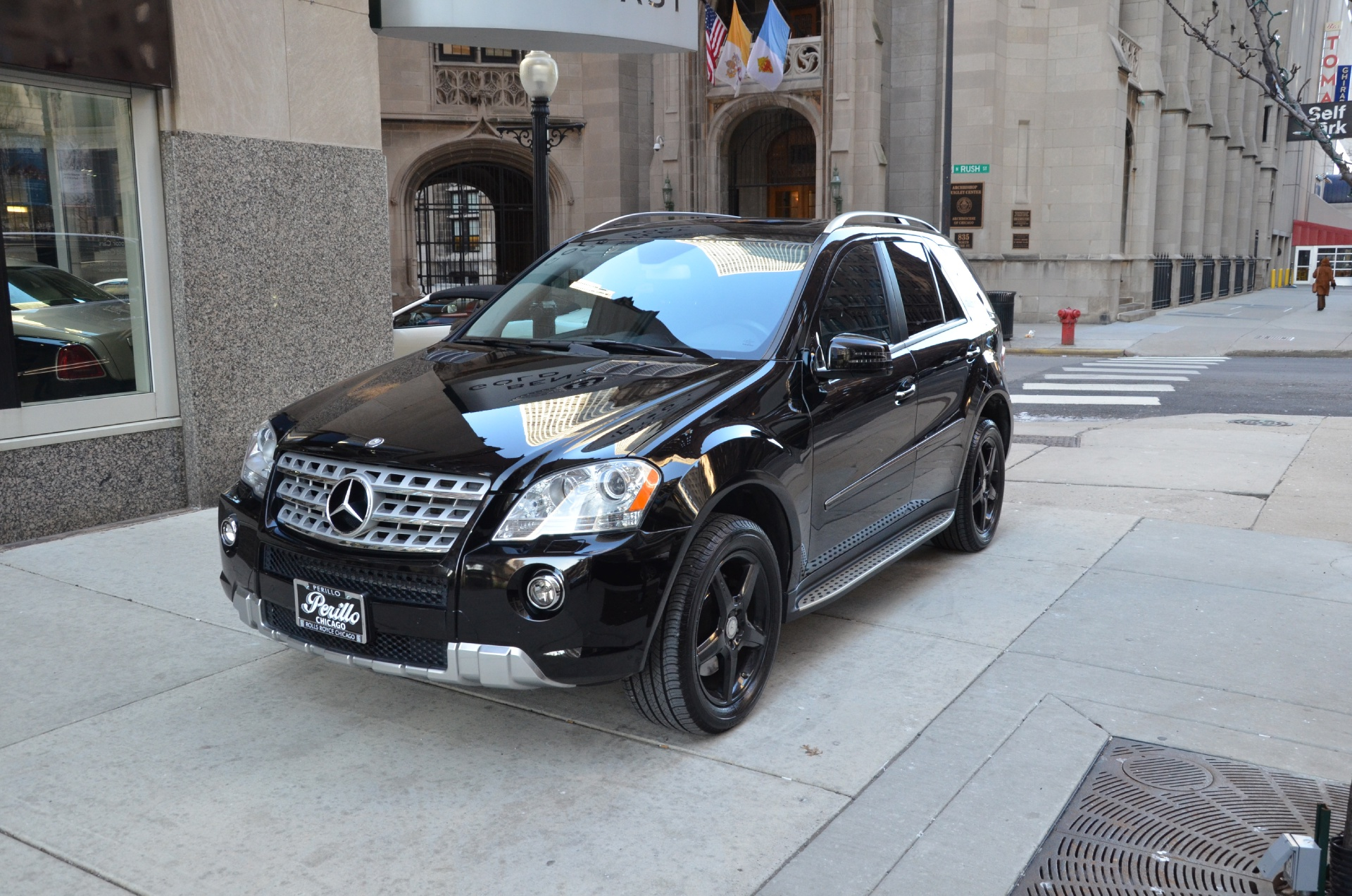 2011 mercedes benz m class ml550 stock gc871aa for sale for Mercedes benz ml550 price