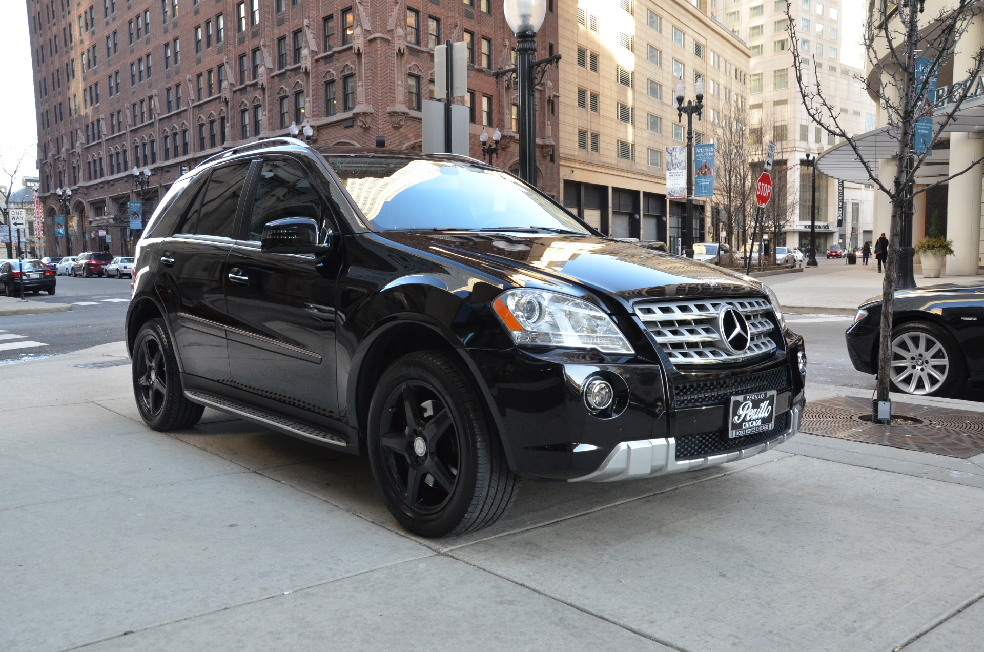 2011 mercedes benz m class ml550 stock gc871aa for sale for Mercedes benz dealerships in chicago area