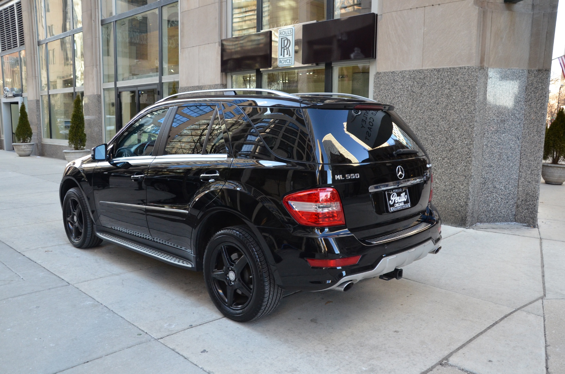 2011 Mercedes-Benz M-Class ML550 Stock # GC871AA for sale