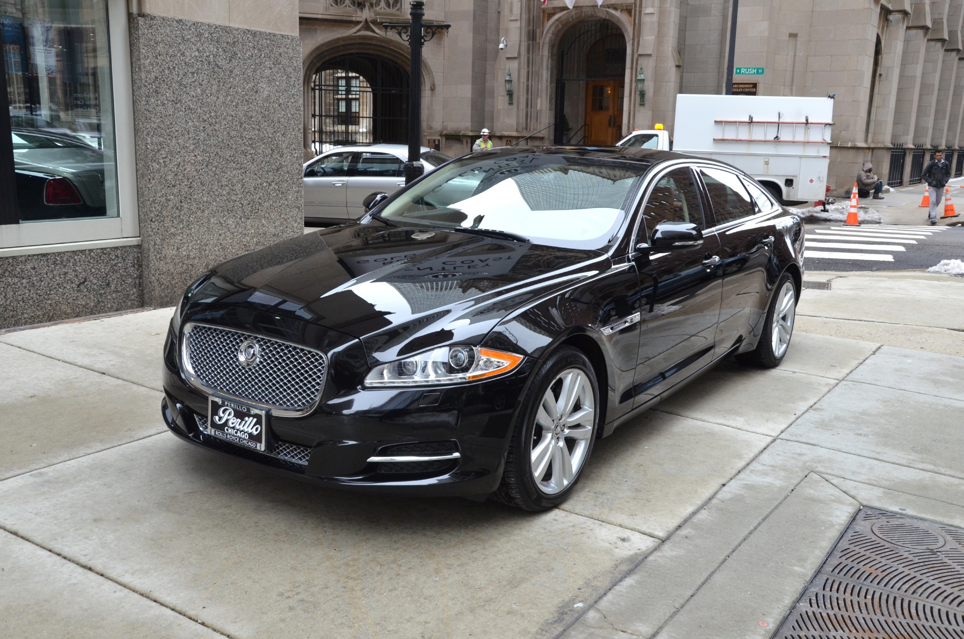 2012 jaguar xjl portfolio stock gc1050 for sale near. Black Bedroom Furniture Sets. Home Design Ideas