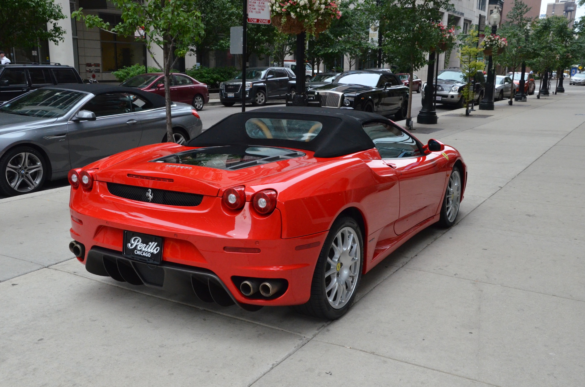 2007 ferrari f430 spider f1 spider stock gc1025a for. Black Bedroom Furniture Sets. Home Design Ideas