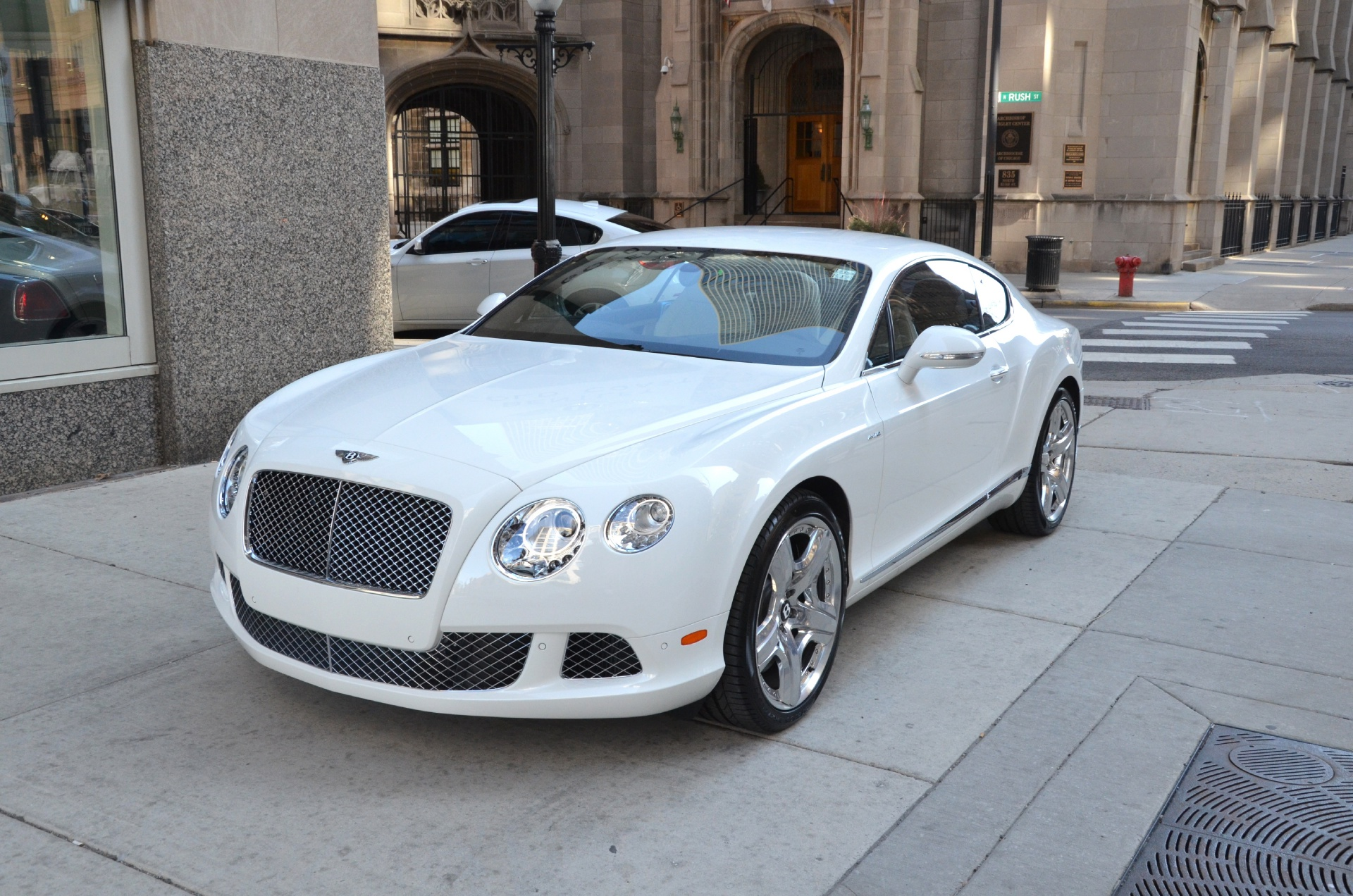 2013 Bentley Continental Gt Stock L161a For Sale Near
