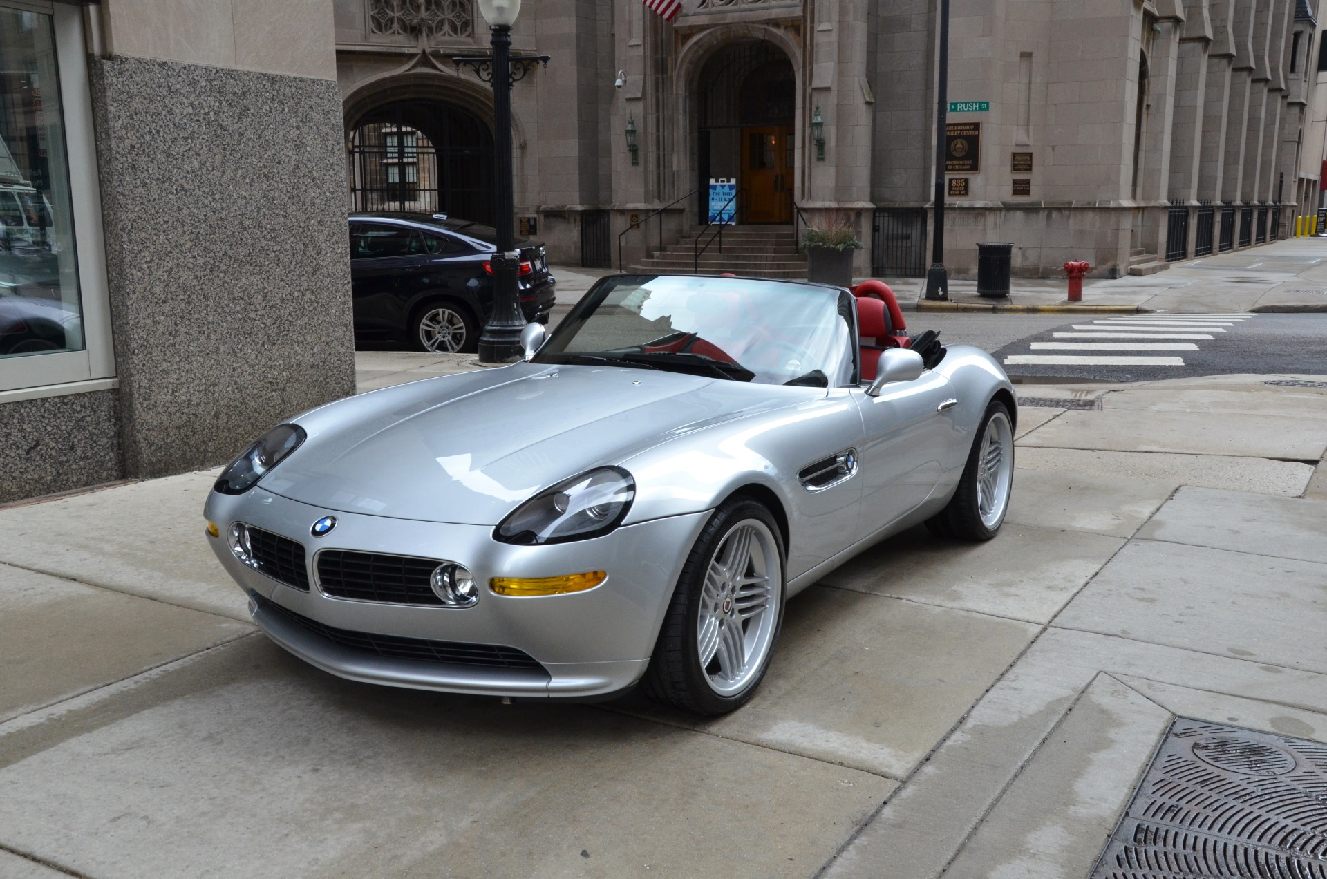 2003 Bmw Z8 Alpina Stock Gc1120 S For Sale Near Chicago Il Il Bmw Dealer
