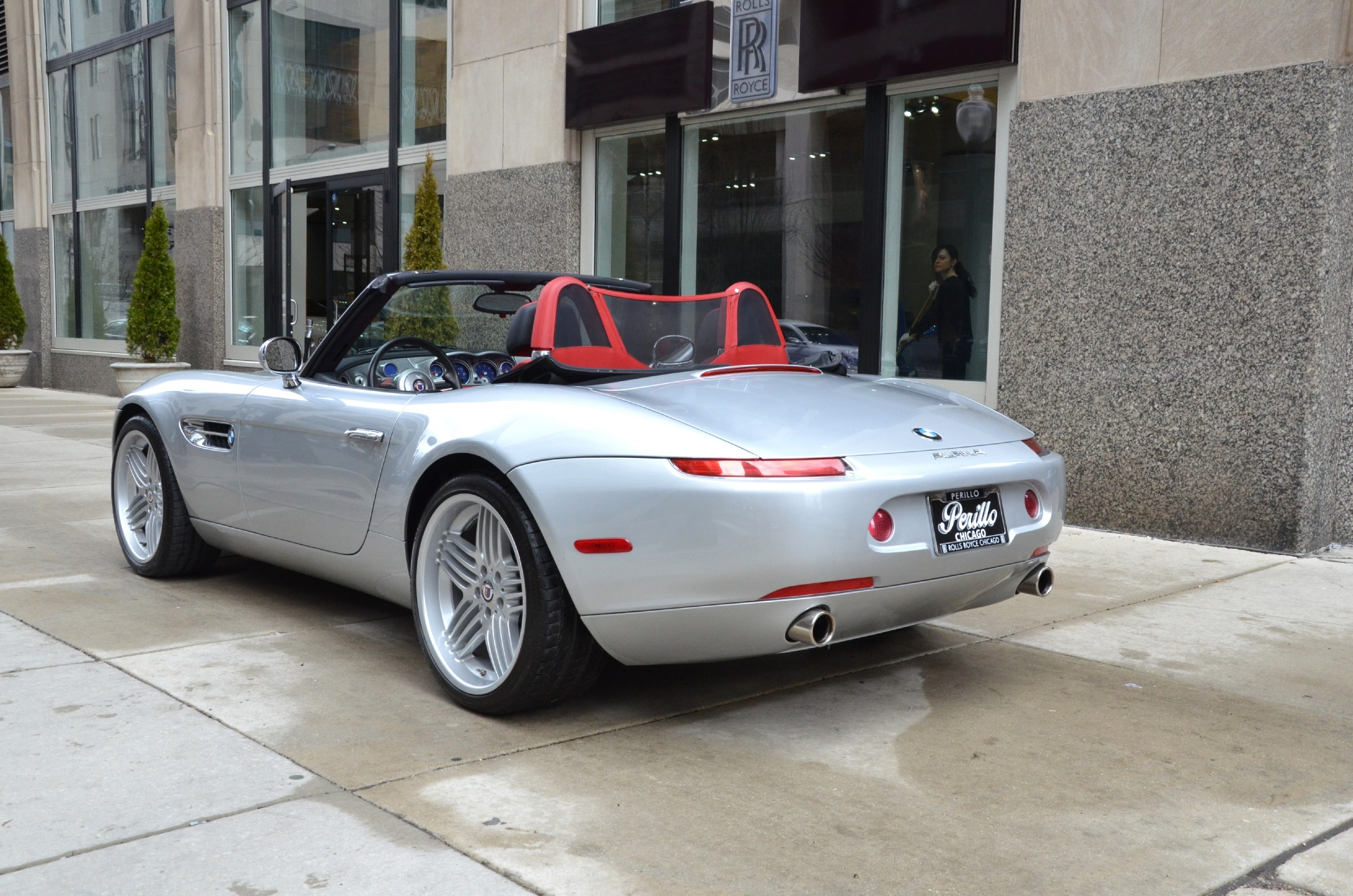 2003 Bmw Z8 Alpina Stock Gc1120 S For Sale Near Chicago