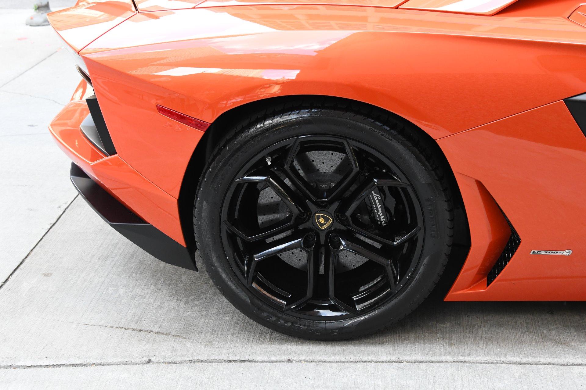 Used 2012 Lamborghini Aventador LP700-4 | Chicago, IL