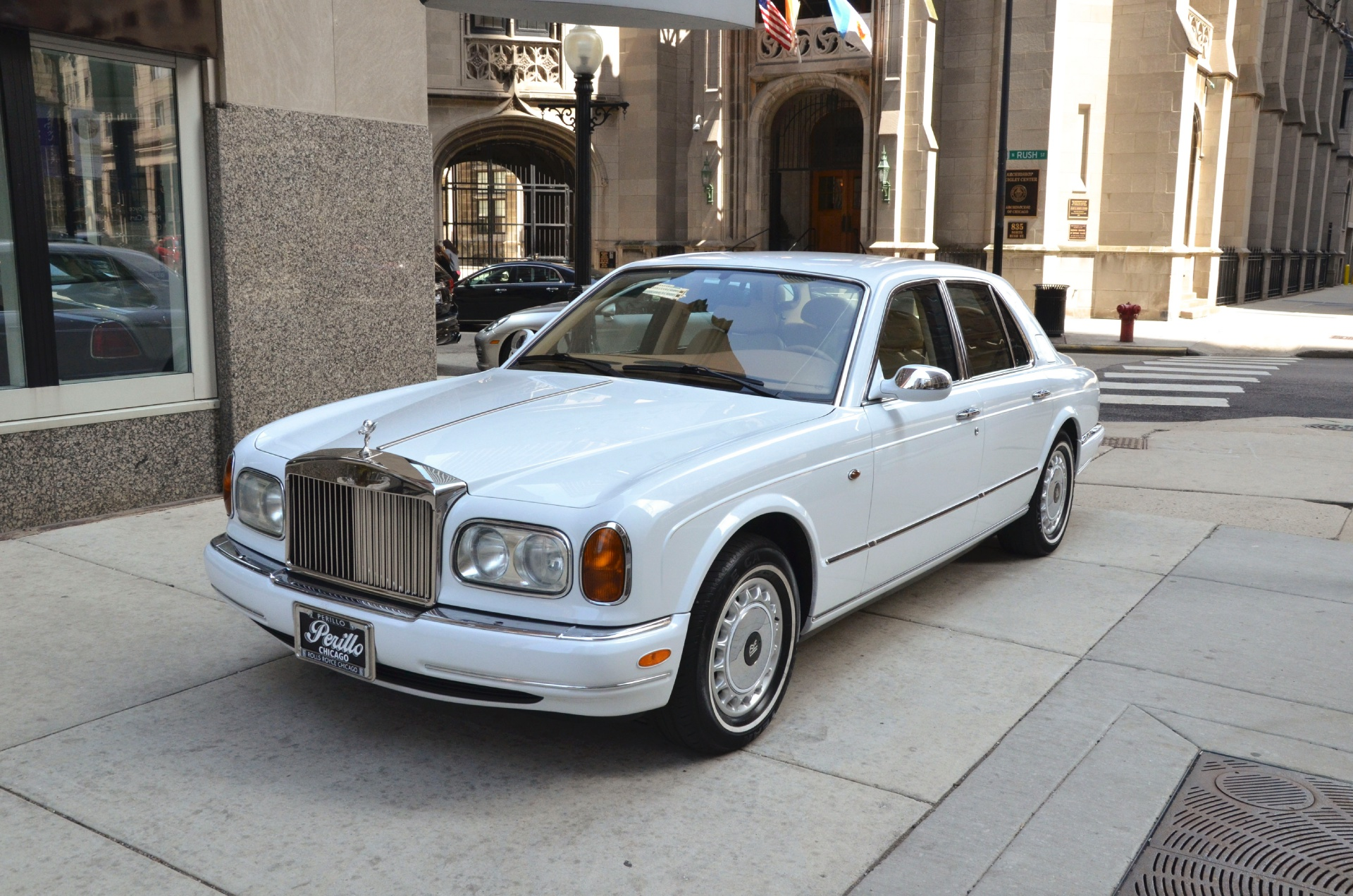 1999 Rolls Royce Silver Seraph Stock Gc1087a For Sale