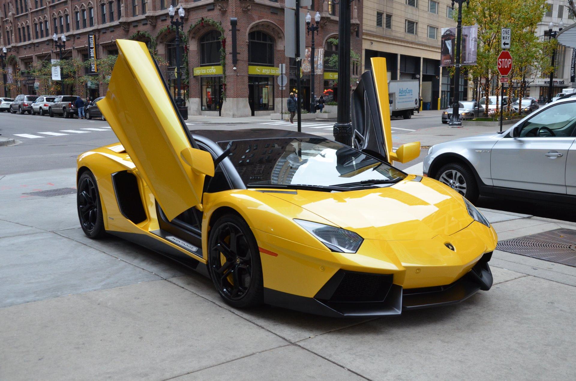 Used 2012 Lamborghini Aventador LP700 4   Chicago, IL