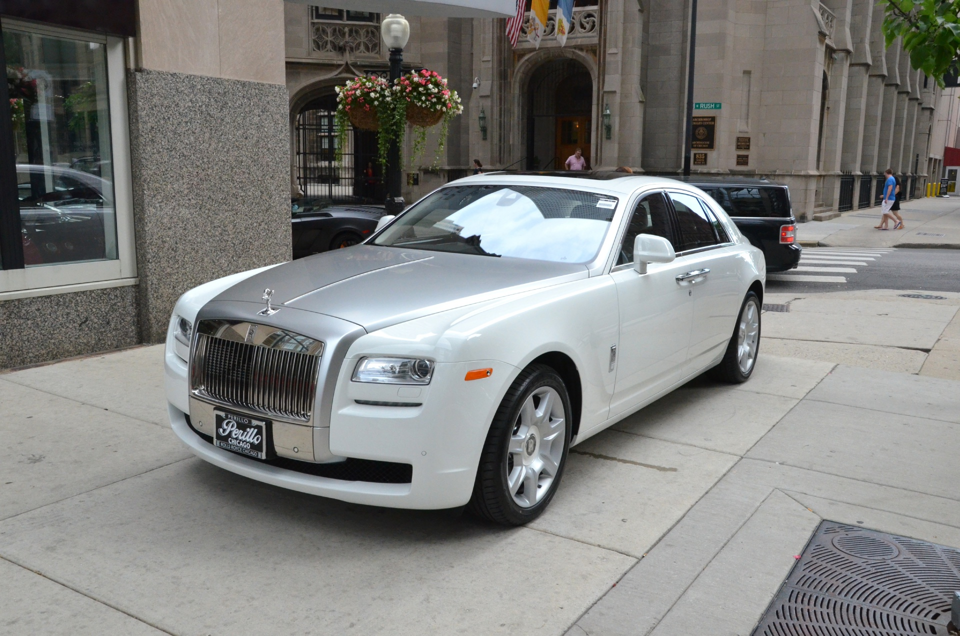2013 Rolls Royce Ghost Stock R110 For Sale Near Chicago