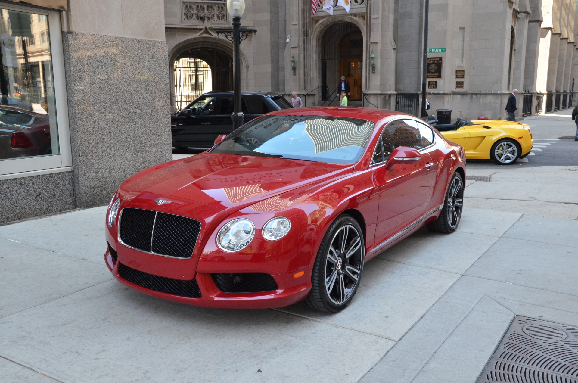 2013 Bentley Continental GT V8 Stock B425 for sale near Chicago