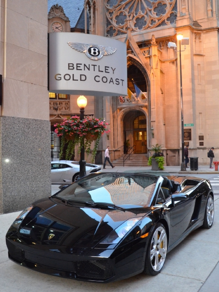 Used 2008 Lamborghini Gallardo Spyder Chicago, IL