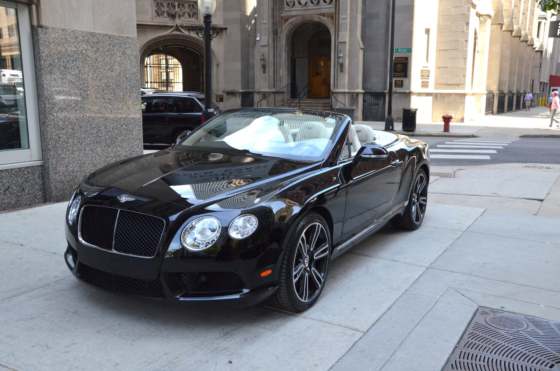 2013 Bentley Continental GTC V8 Stock # GC-ROLAND163 For