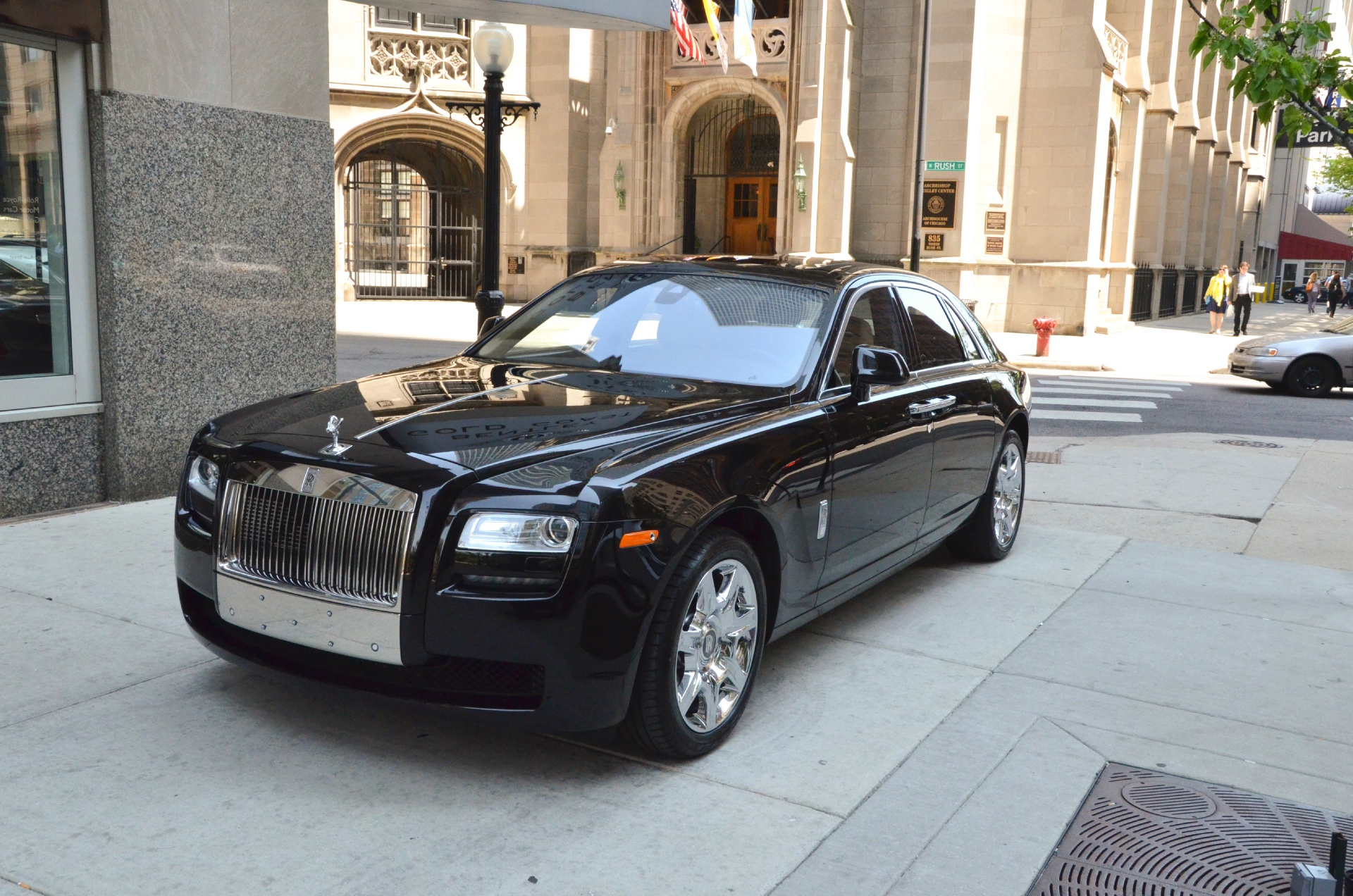 2013 Rolls Royce Ghost Stock R112 For Sale Near Chicago