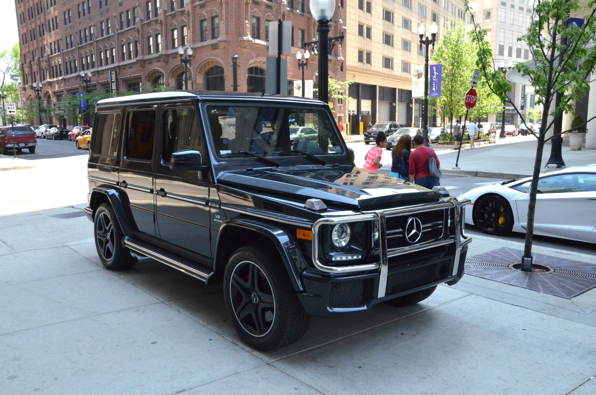 2013 mercedes benz g class g63 amg stock gc1155 for sale for Used mercedes benz g63 for sale
