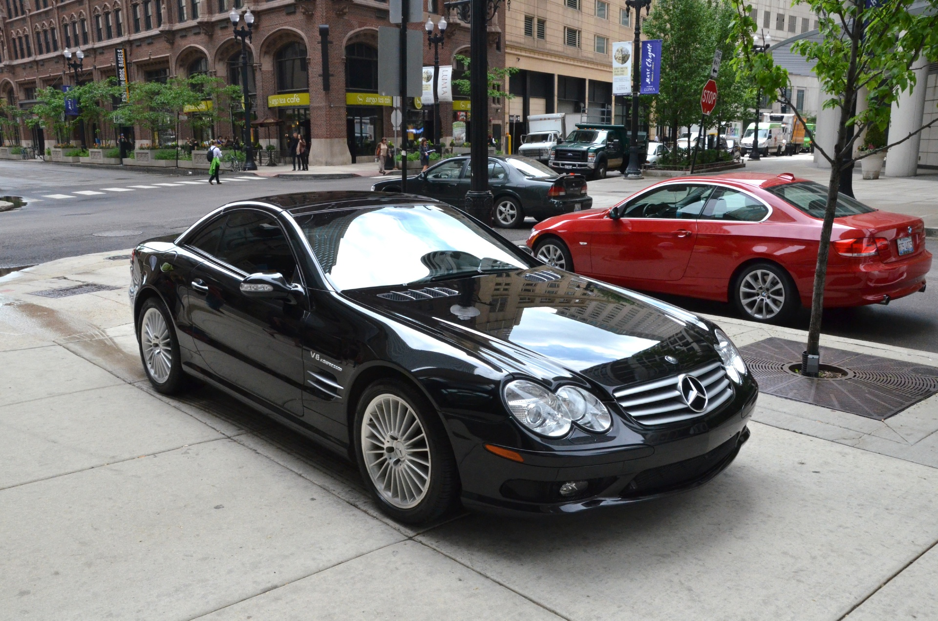 2003 mercedes benz sl class sl55 amg stock gc1221 for for 2003 mercedes benz sl class