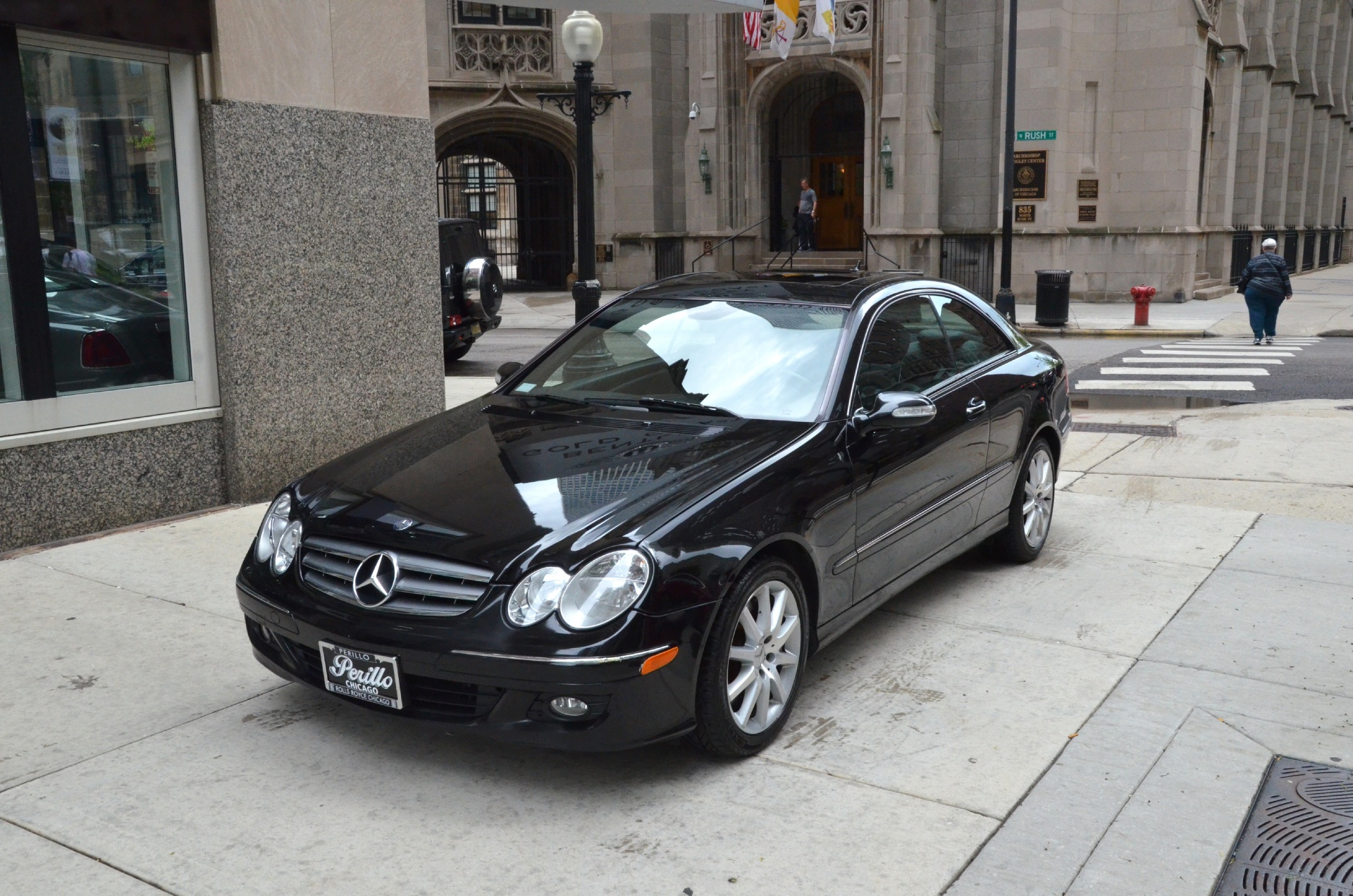 2007 mercedes benz clk class clk350 stock m109aa for for Chicagoland mercedes benz dealers