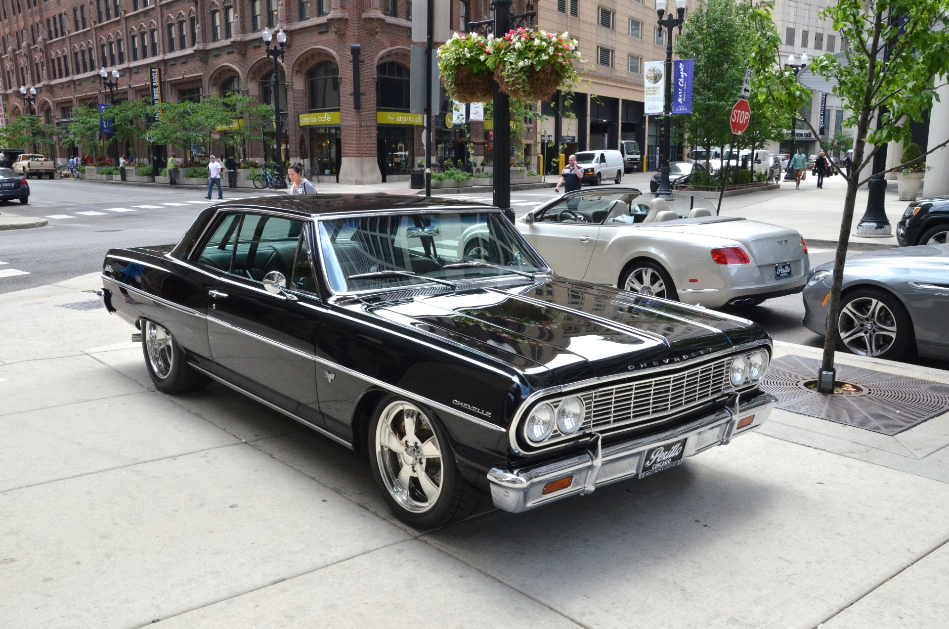 block supercharged pro post for chevrolet sale chevelle big race weekly