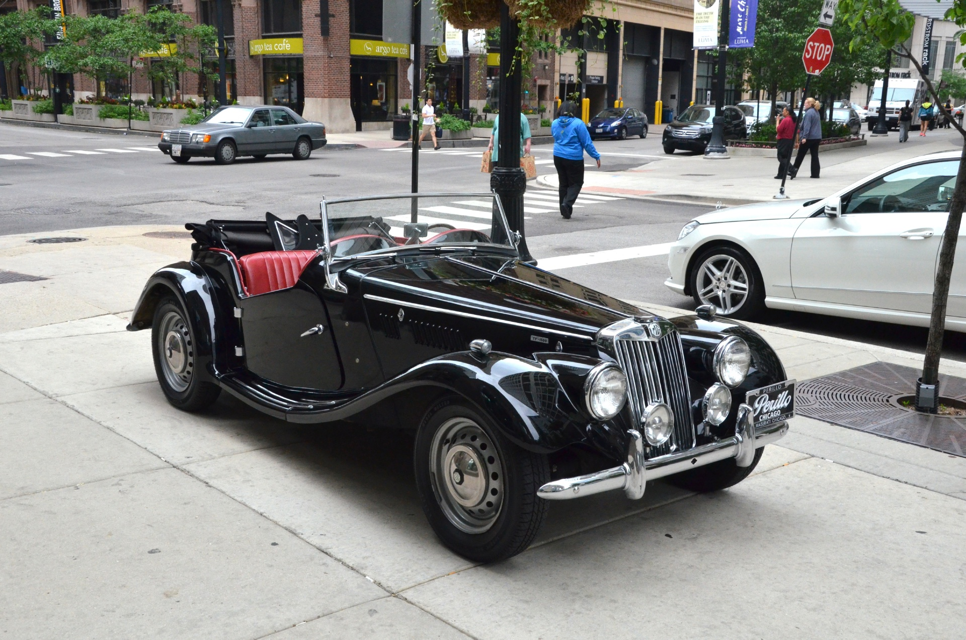 1955 MG Series TF 1500 Stock # 7970 for sale near Chicago, IL | IL ...