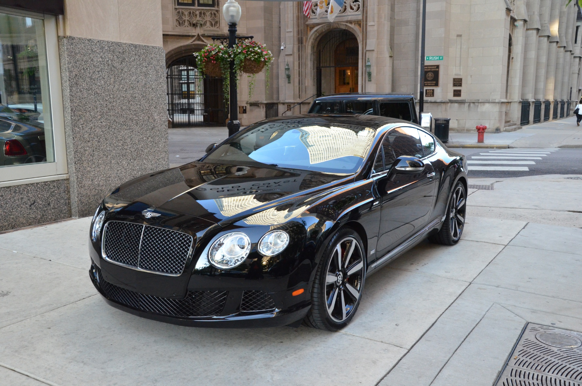 2013 bentley continental gt speed le mans edition stock b442 for sale near chicago il il. Black Bedroom Furniture Sets. Home Design Ideas