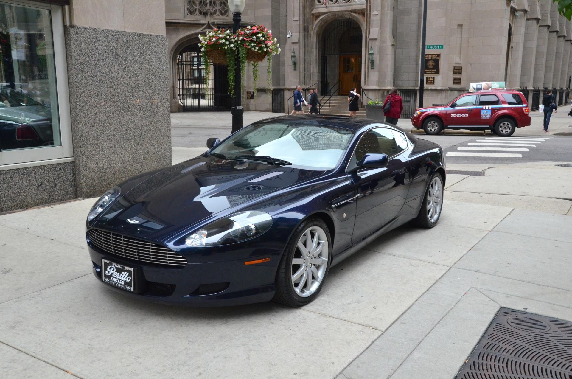 Aston Martin DB Stock MA For Sale Near Chicago IL IL - 2005 aston martin db9
