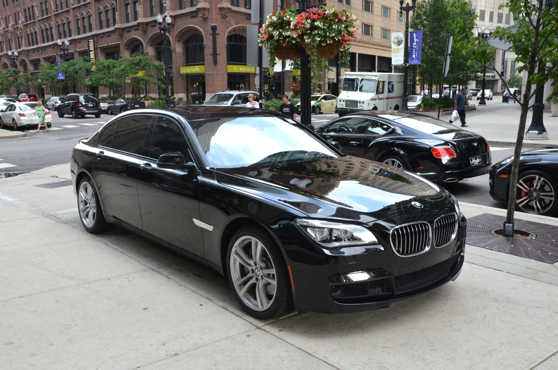 2013 Bmw 7 Series 750li Xdrive Stock Gc1148 For Sale