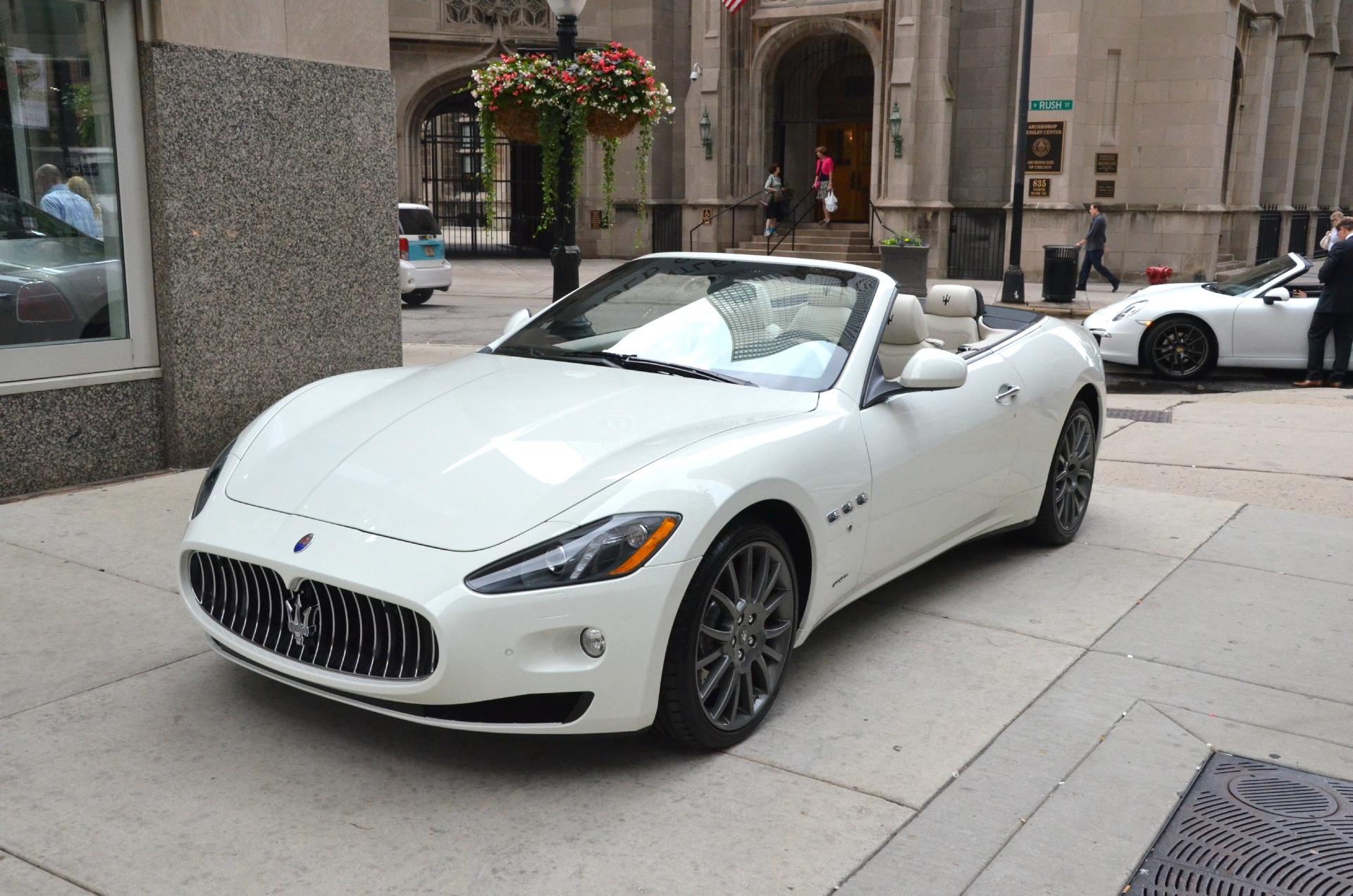 2013 Maserati GranTurismo Convertible Stock # GC-ROLAND104 for sale ...