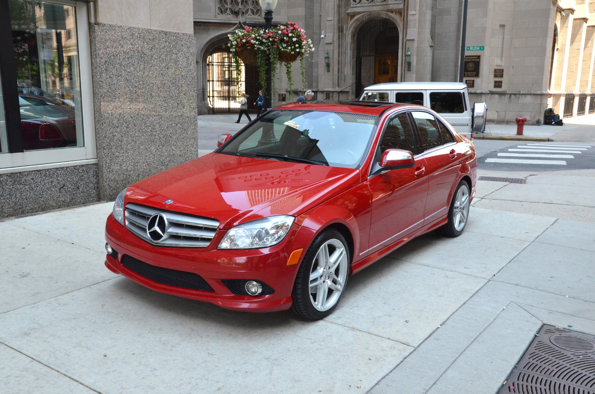 2008 mercedes benz c class c300 luxury stock gc1139ba for 2008 mercedes benz c300 for sale