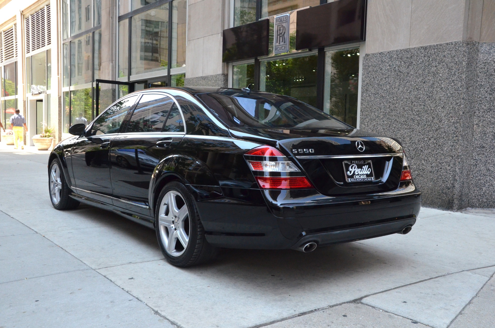 2008 mercedes benz s class s550 stock m126a for sale for Mercedes benz dealerships in chicago area