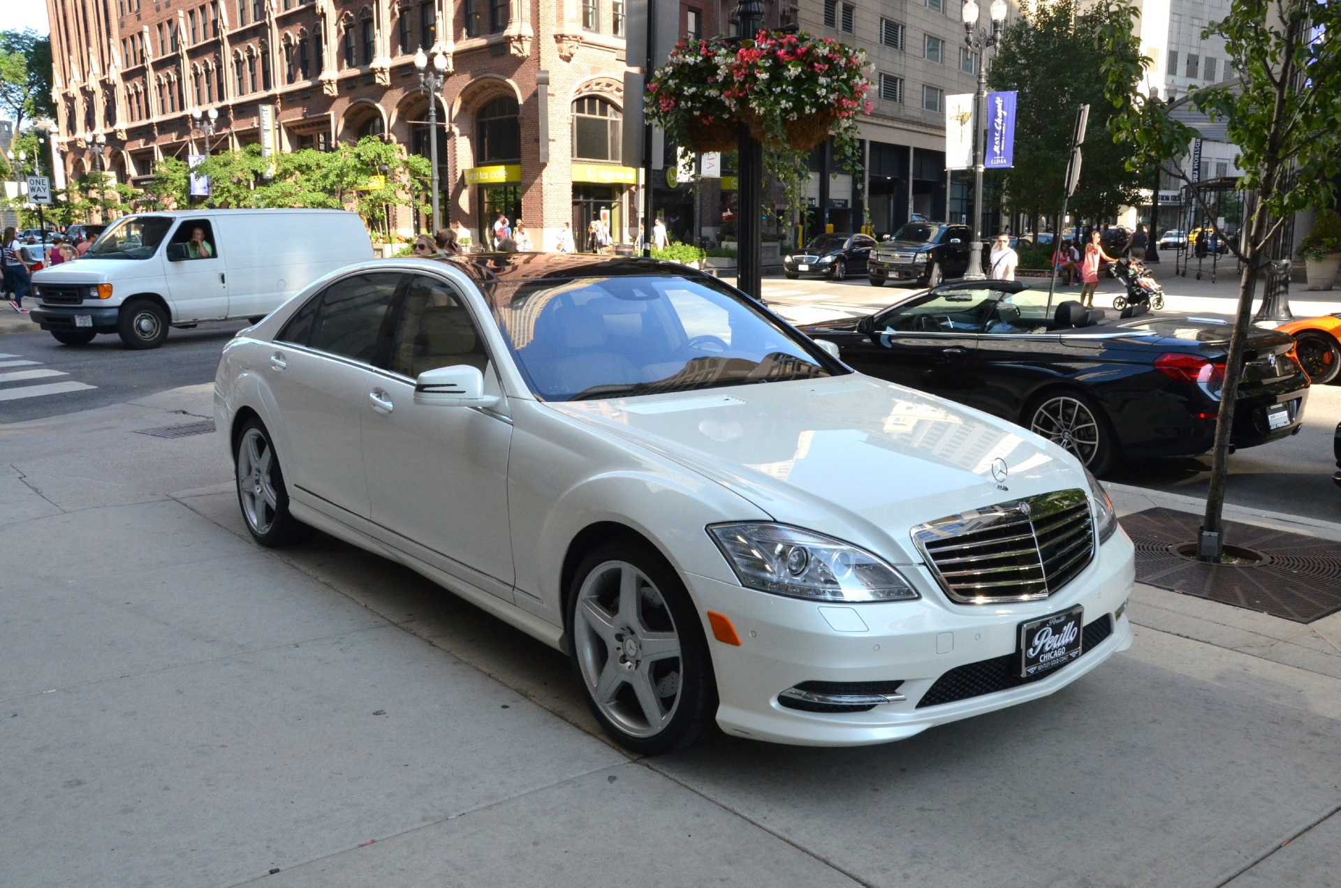2011 mercedes benz s class s550 4matic stock r115a for for Mercedes benz chicago il