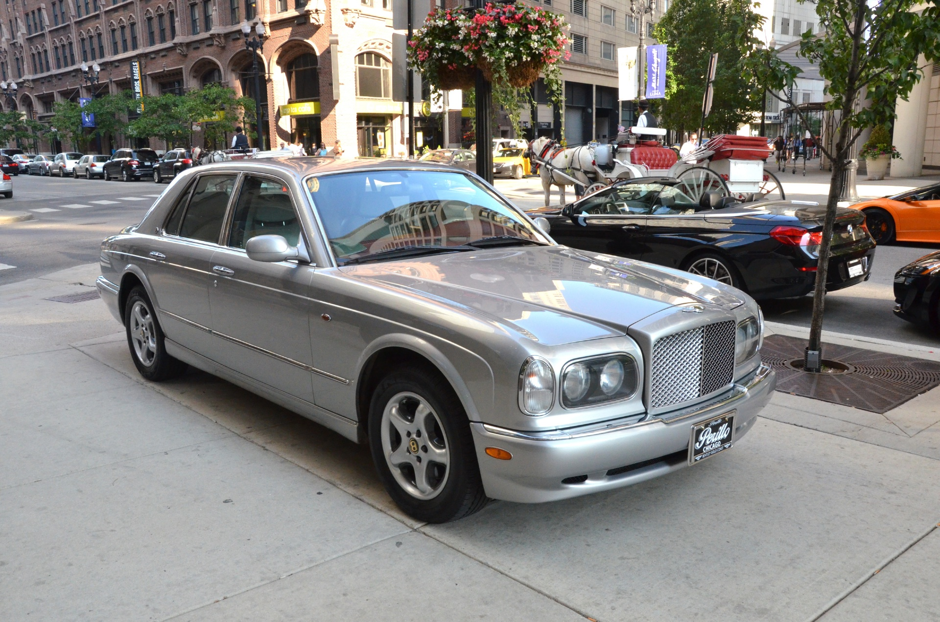 Used 1999 bentley arnage chicago il