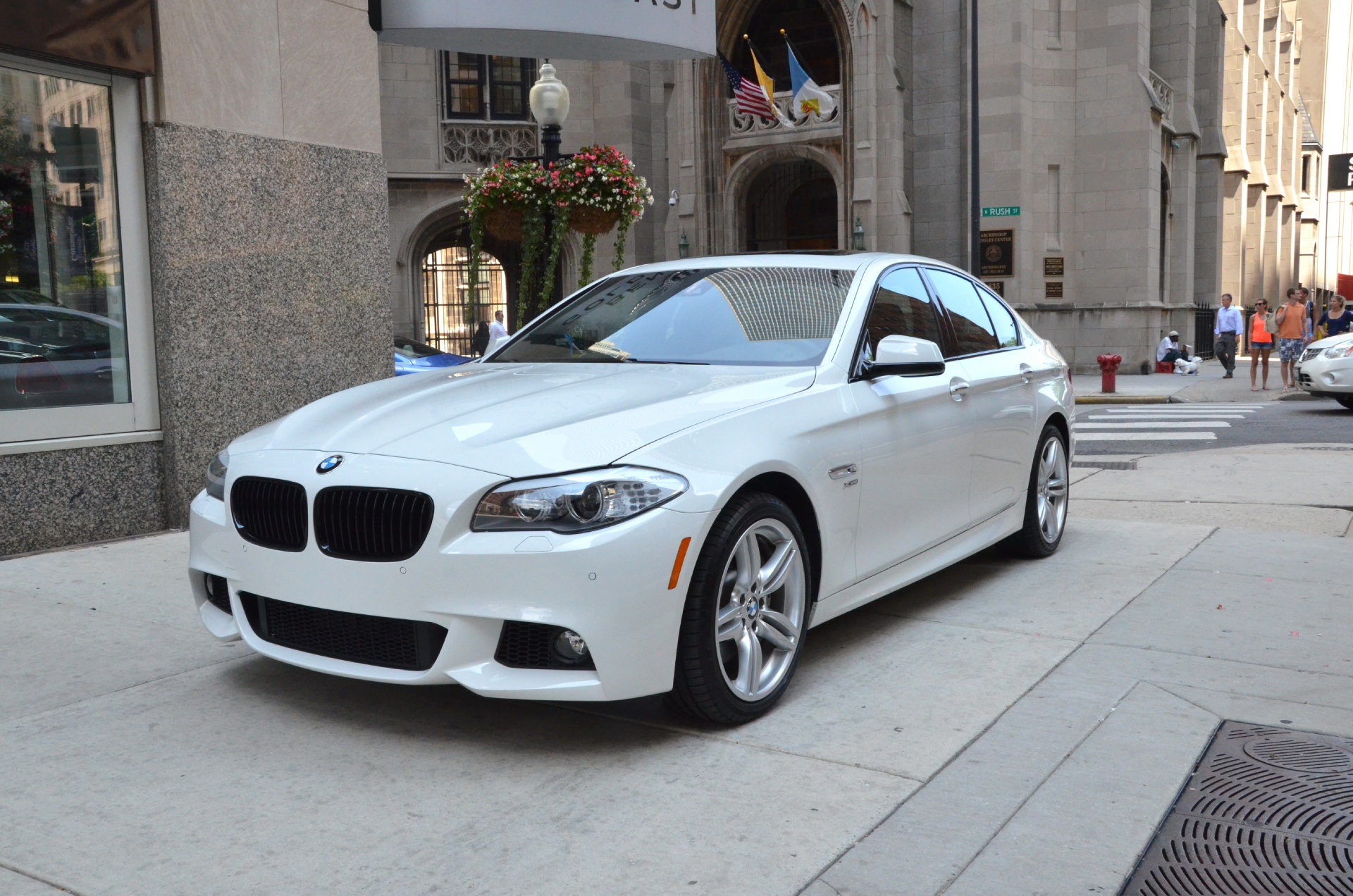 2012 Bmw 5 Series 535i Xdrive Stock   Gc1133a For Sale